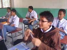 wajah siswa baru dan lama