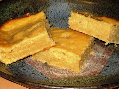 Lemon Mascarpone Blondies | Joanne Eats Well With Others