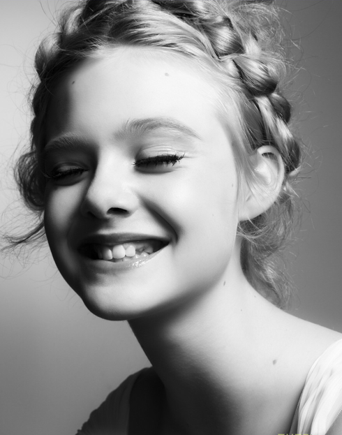 elle fanning 2010. elle fanning, not your average