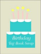 Speckled Egg Birthday Tag Book Swap