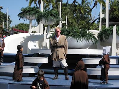 Disneyland - Master Jedi