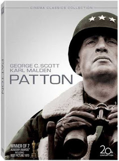 George C. Scott as General Patton