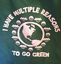 I have MULTIPLE Reasons to GO GREEN