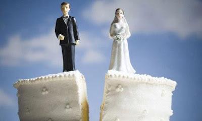 Kisah Perceraian Pasangan Yang Unik