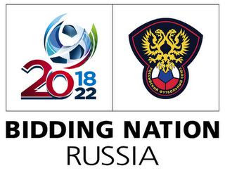 Rusia menjadi tuan rumah piala dunia 2018 . kepastian ini diperoleh