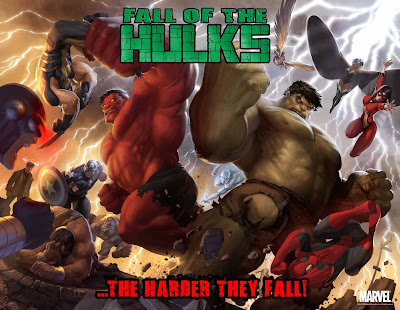 Ya nos hartamos de tanto Hulk? Fallofhulks