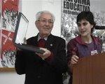 HOMENAJE DEL SINDICATO DE ESTUDIANTES A MARCELINO CAMACHO