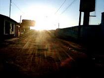 Pôr do Sol, Rua Valmir Chaves