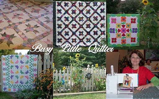 Busy Little Quilter