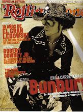 Revista RollingStone Septiembre 2008
