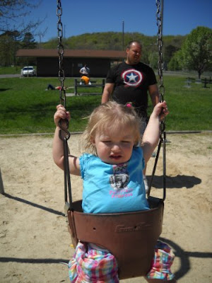 Hannah swings