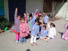 Por los derechos de los estudiantes de la educacion preescolar