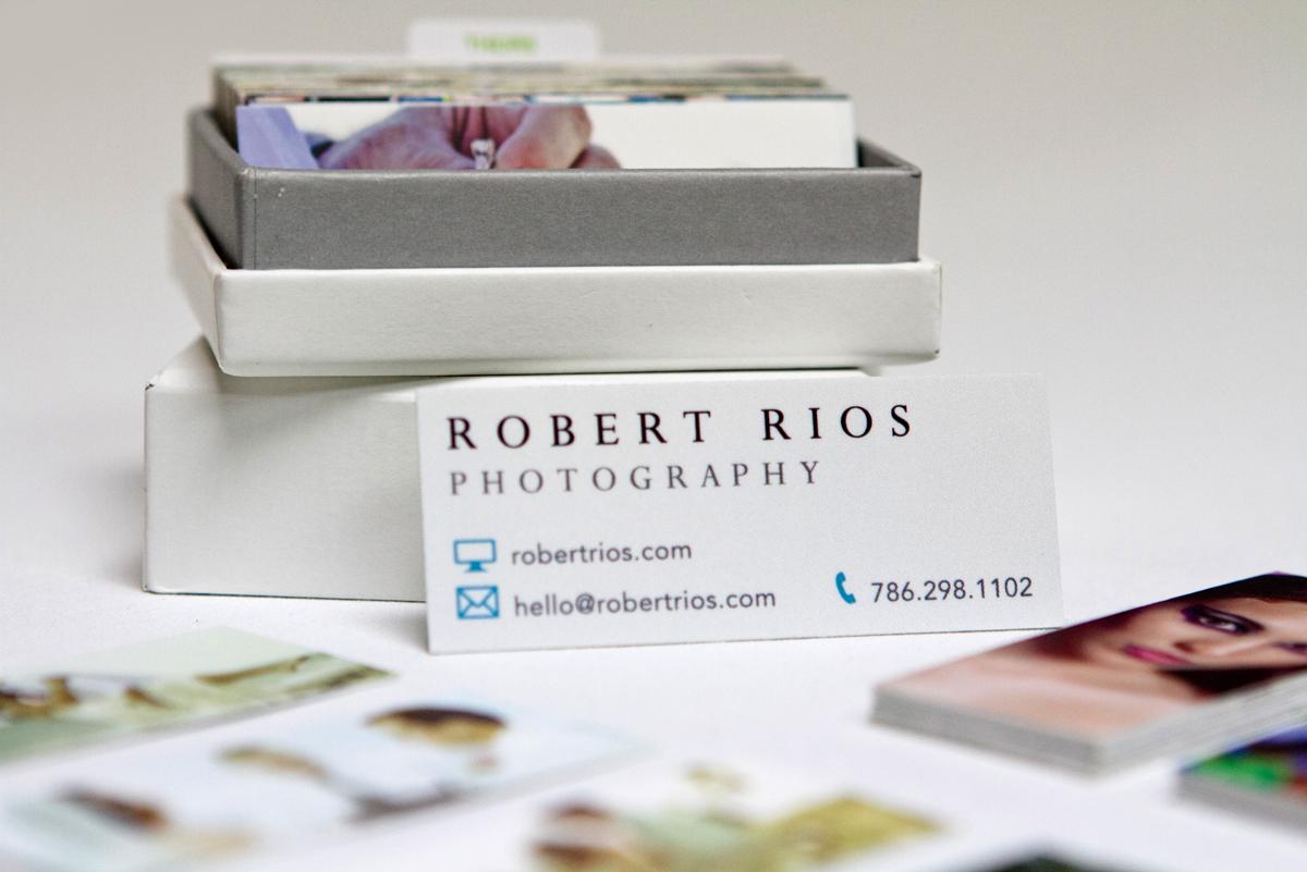 Robert Rios graphy