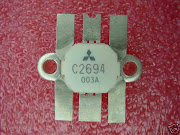 C2694 RF Power Transistor