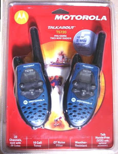 Motorola Talkabout T5720  . ( KOSONG )