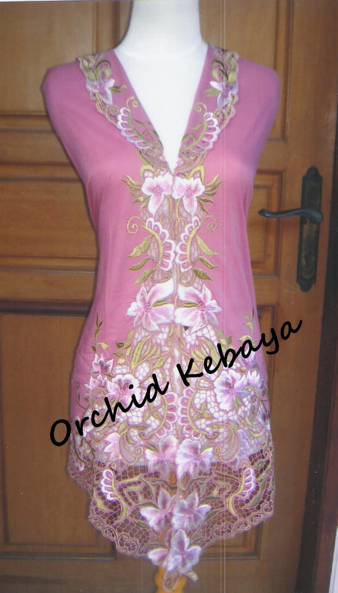 Orchid Bali Kebaya