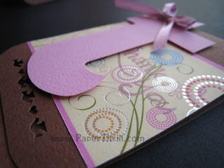 Handmade Thank-you cards