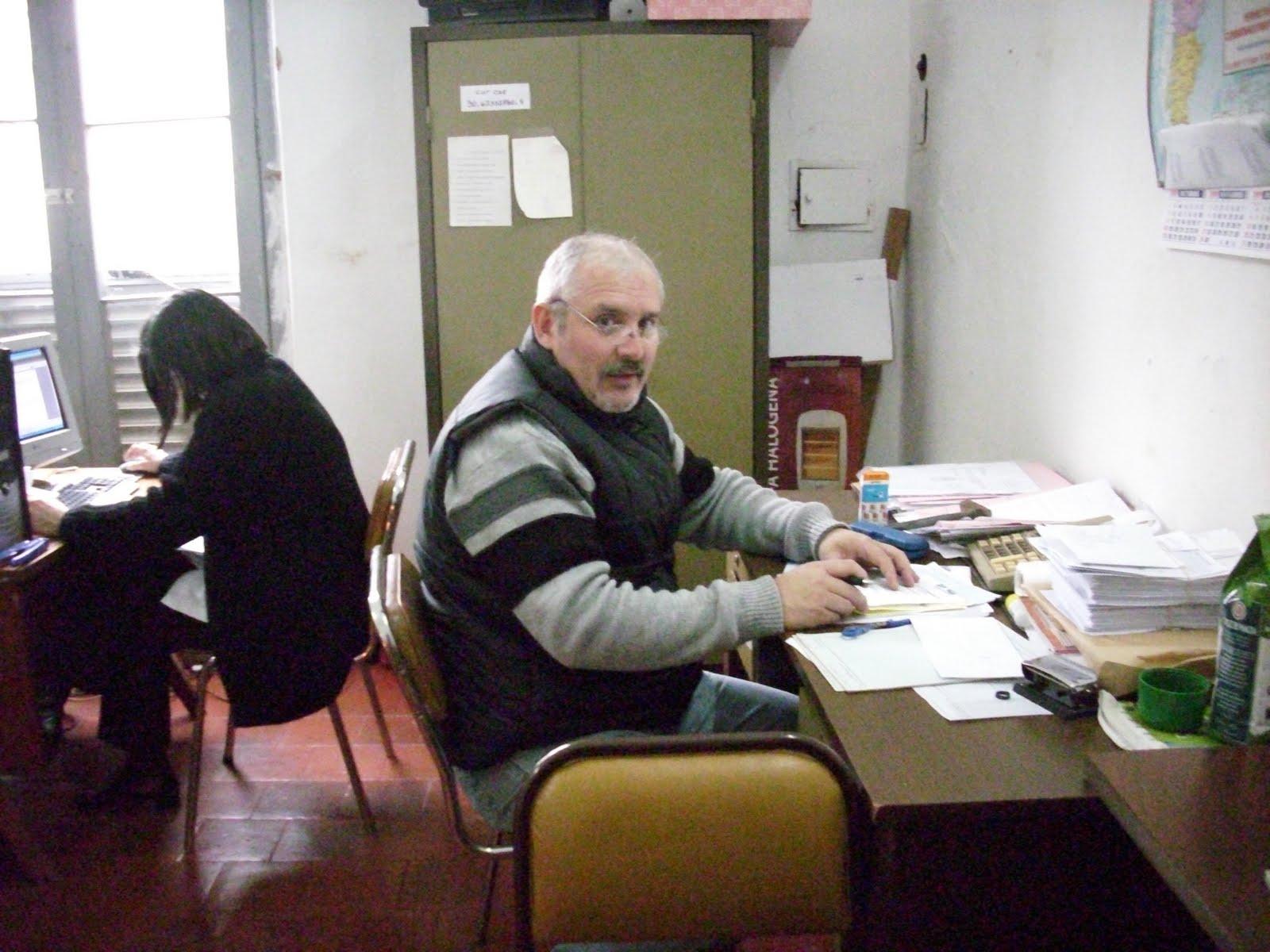 Dirección Departamental de Escuelas de Colón: Jefe del Area contable