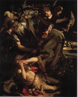 Caravaggio's Corner: Conversione di San Paolo 1a versione