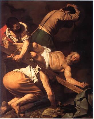 Caravaggio's Corner:Martirio di San Pietro