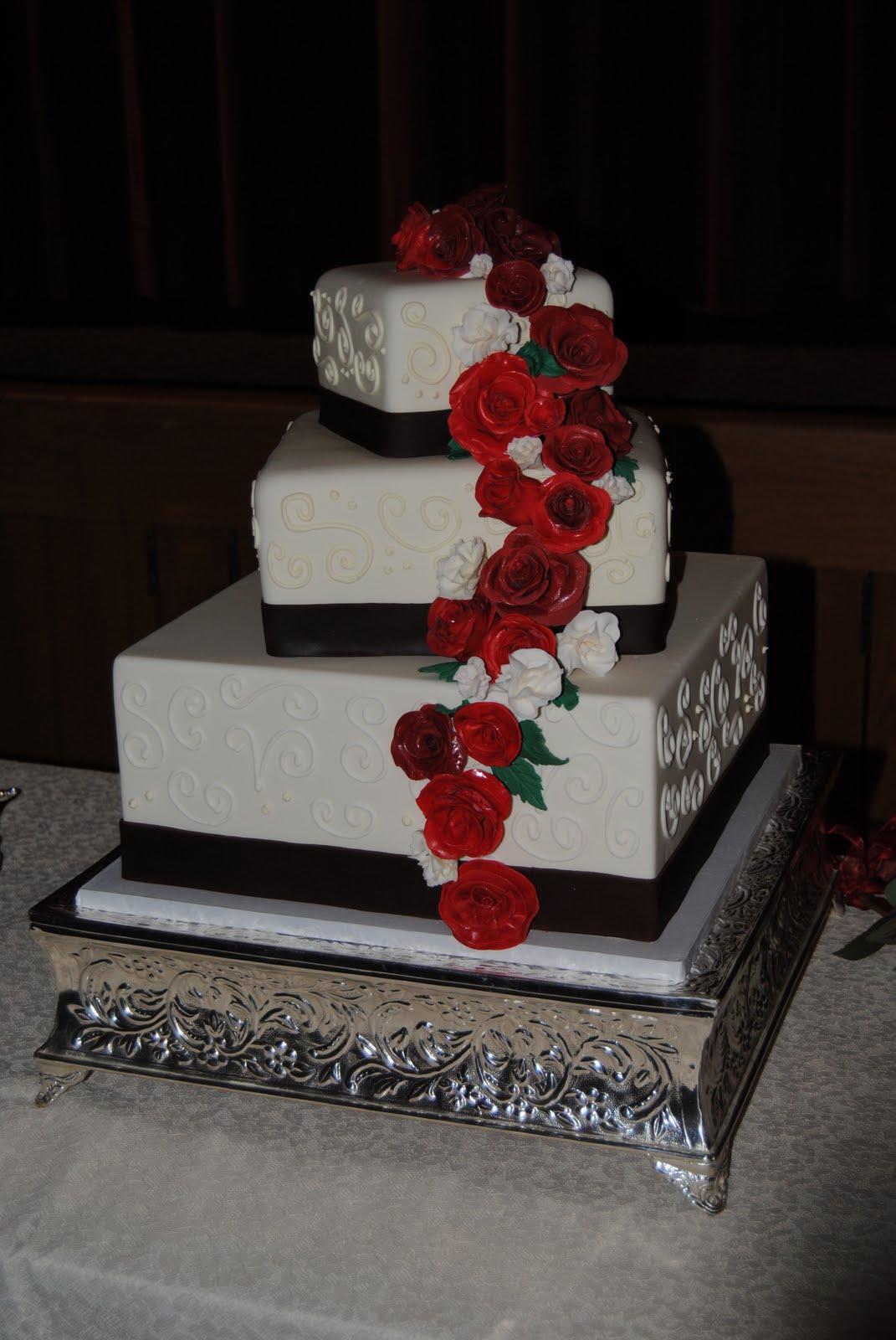 cakes your fondant cake design destination square wedding cake