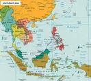 maps of asean