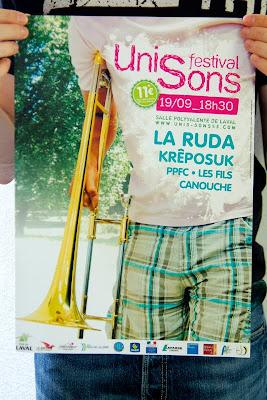 lisaa_Festival Unis-Sons