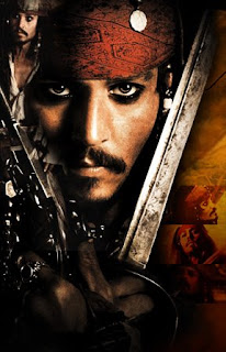 Somalian Pirate-no its Jack Sparrow