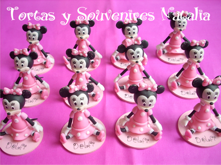 SOUVENIRES MINNIE