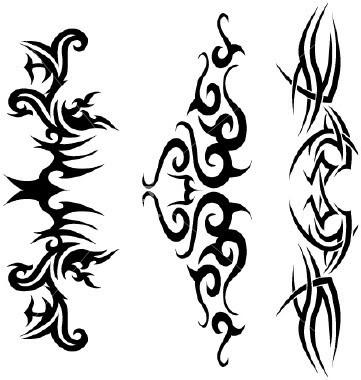 Diferentes tribales