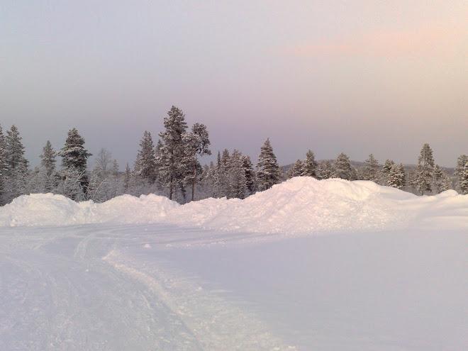 kiruna Landscape