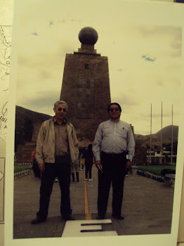 EN LA MITAD DEL MUNDO