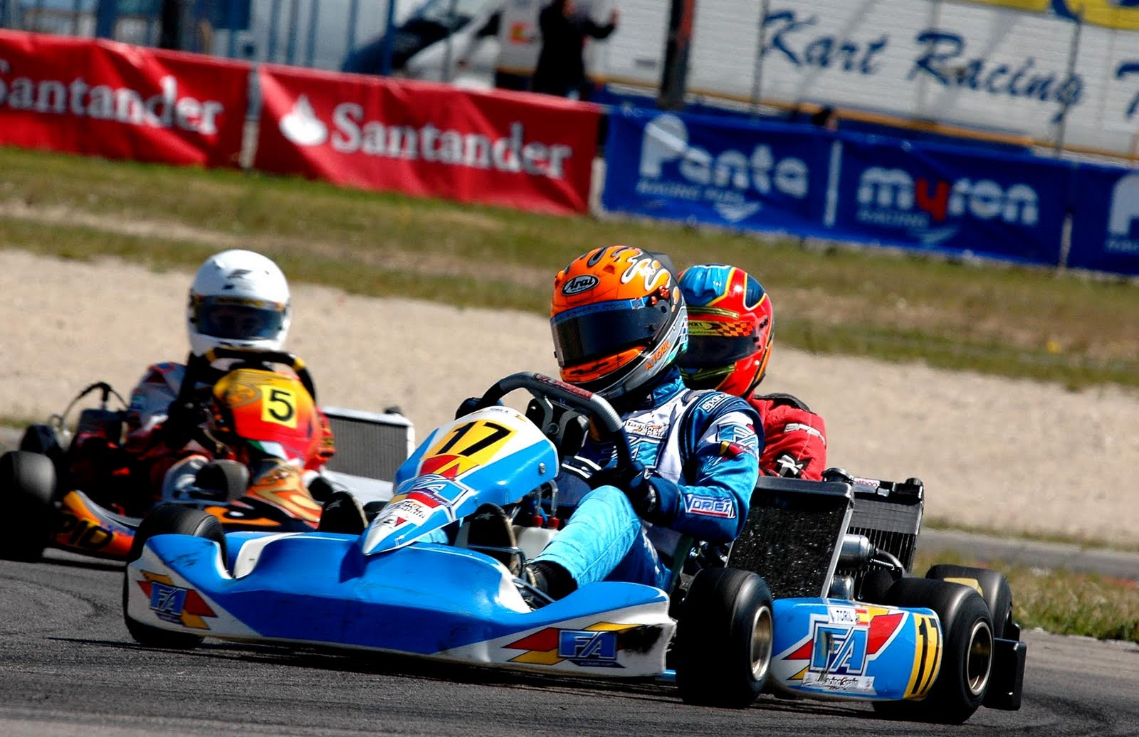 Circuito Zuera : M&k karting: a la copa del mundo comunicado alex toril