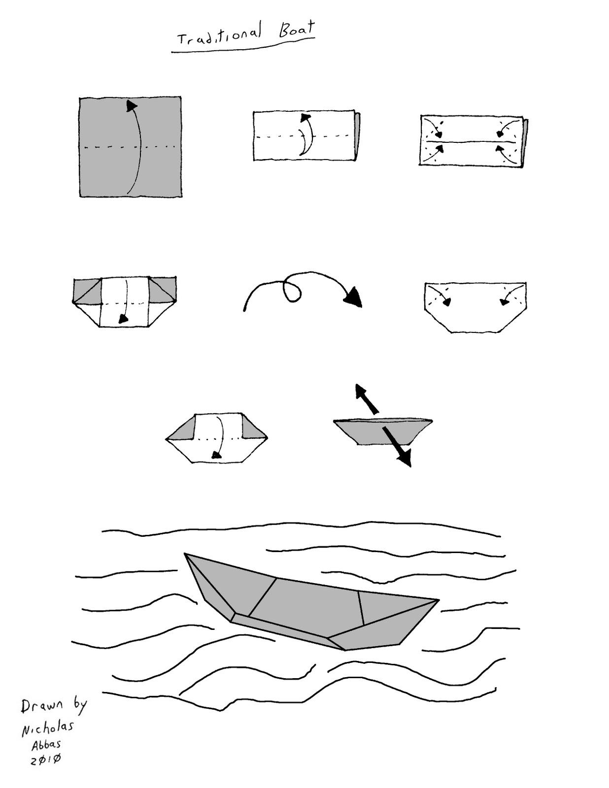 a crisp fold diagrams. Black Bedroom Furniture Sets. Home Design Ideas