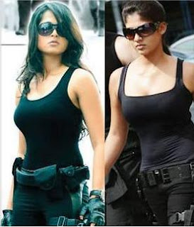 trisha and nayantara