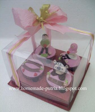 Order] Anniversary Cupcake For Cikal Jogja :: From Mba Dina Tangerang ...