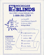 Michigan Blinds