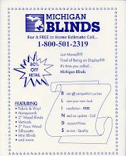 Michigan Blinds