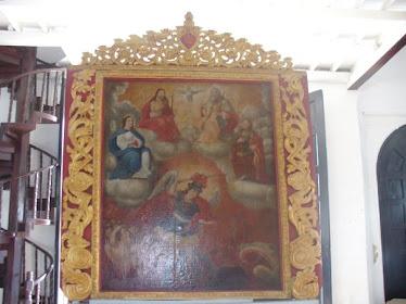 Lienzo del Juicio Final de San Miguel