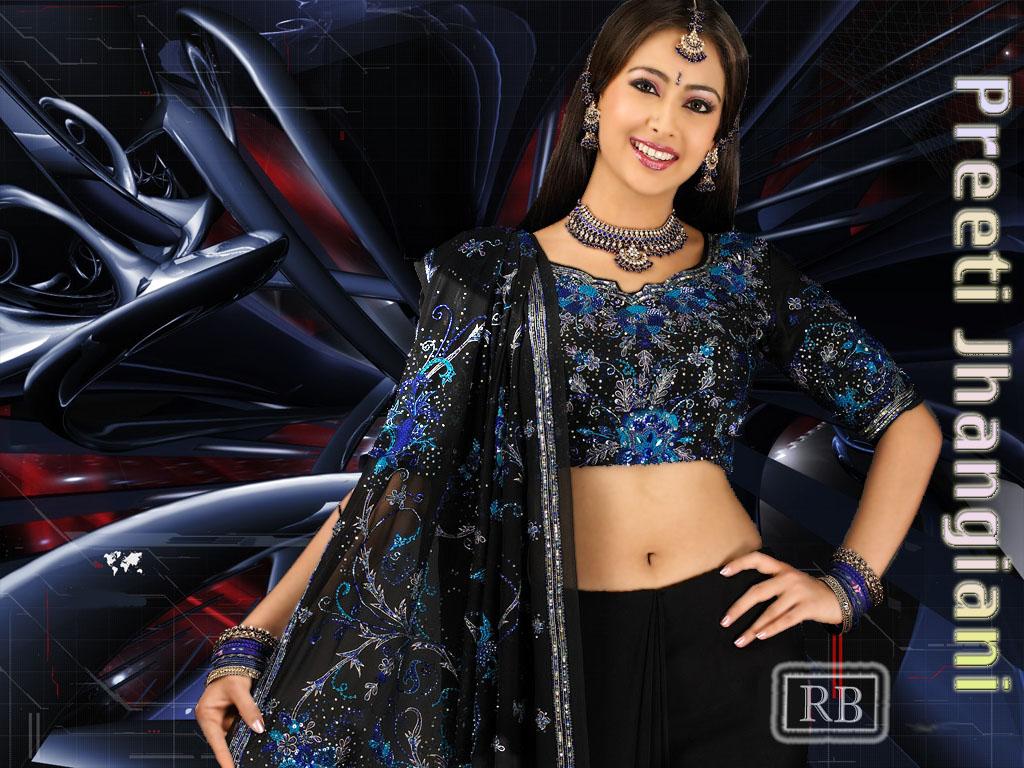 Top Models Bikini Preeti Jhangiani Wallpapers Zaskia Mecca Elena Blouse Navy Bollywood Actress Pictures Gallery Photo