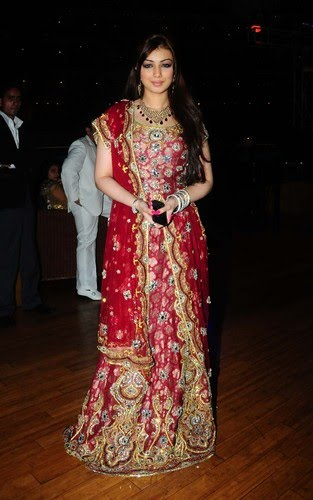Fashionewallpaperblogspot Ayesha Takia Most Beautifull Actress At Wedding Reception