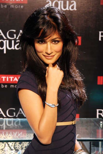 chitrangada singh wowes at raga aqua launching