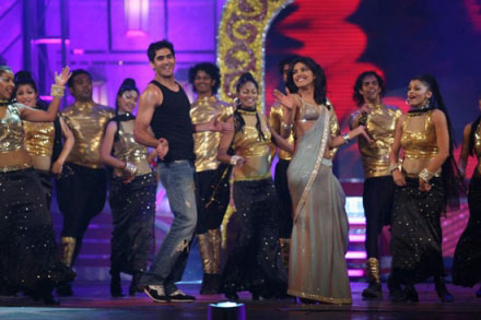 Priyanka Chopra In Big Star Entertainment Awards Function