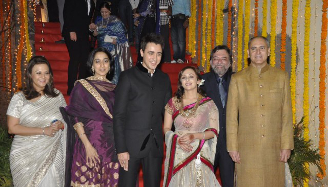 , Imran Khan Avantika Wedding Pictures