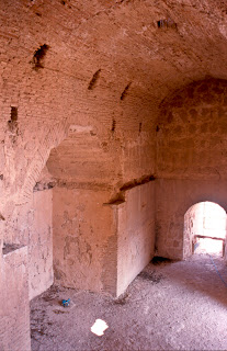 Castillo de Jumilla torre del homenaje (P. Guardiola)