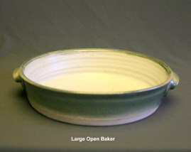 Large Open Baking Dish