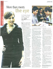 NST WRITE UP 14TH MAY 2009