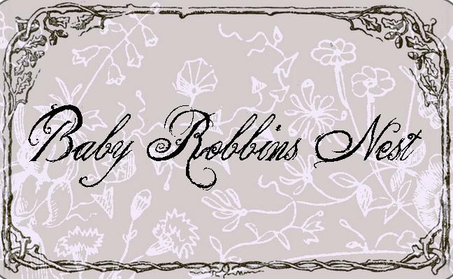 Baby Robbins' Nest
