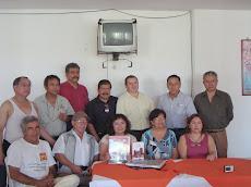 Jornada por el rescate de la memoria histórica, martes 18 de agosto de 2009