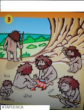 Humanitat, aneu al calaix de la Prehistòria, temes d'evolució